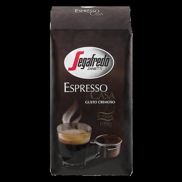 Segafredo Espresso Casa, 1000g ganze Bohne