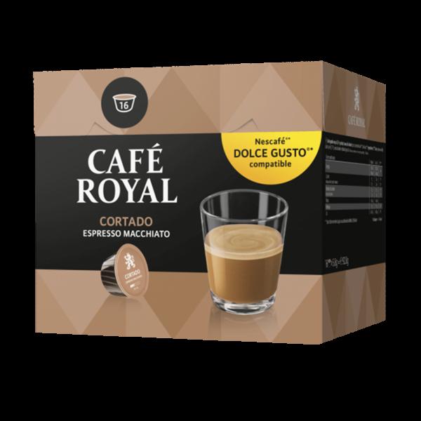 Café Royal Cortado für Dolce Gusto®*