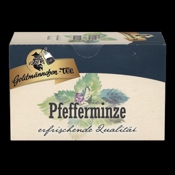 Goldmännchen-TEE Pfefferminze