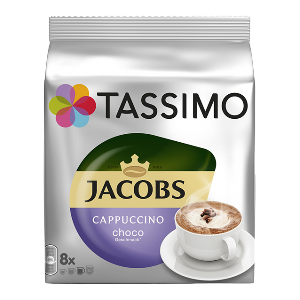 Tassimo JACOBS cappuccino choco