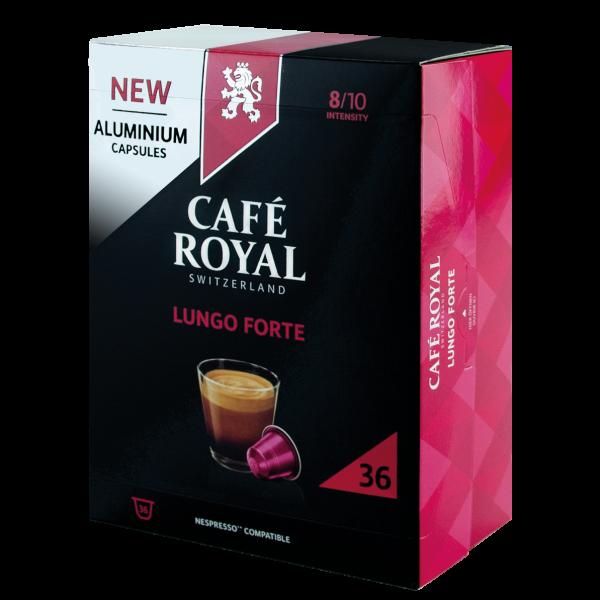 Café Royal Lungo Forte, 36 Kapseln