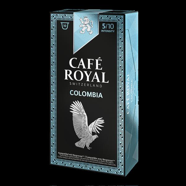 Café Royal Colombia, 10 Kapseln