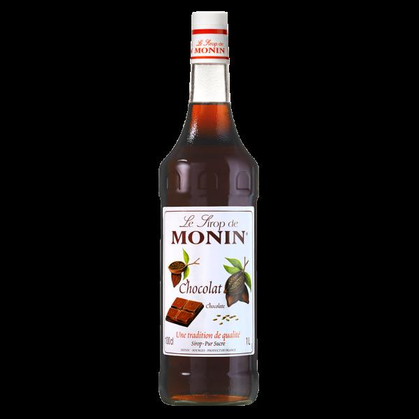 Monin Sirup Schokolade, 1,0L PET