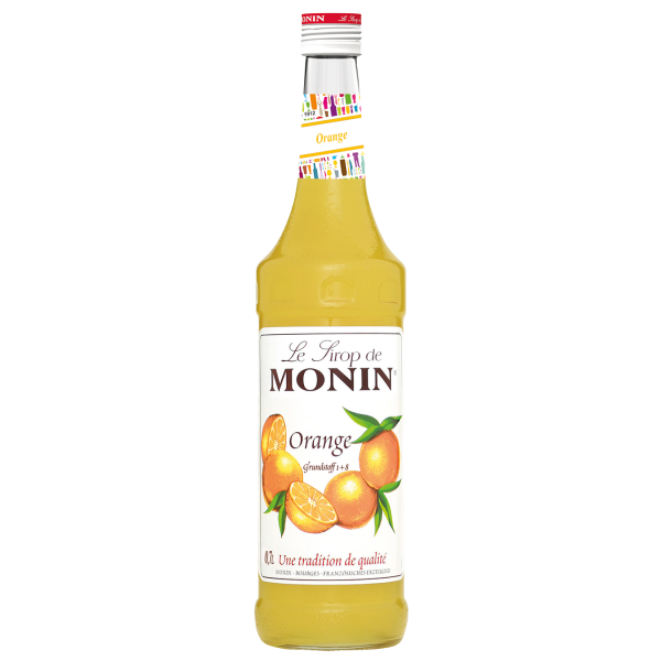 Monin Sirup Orange, 0,7L