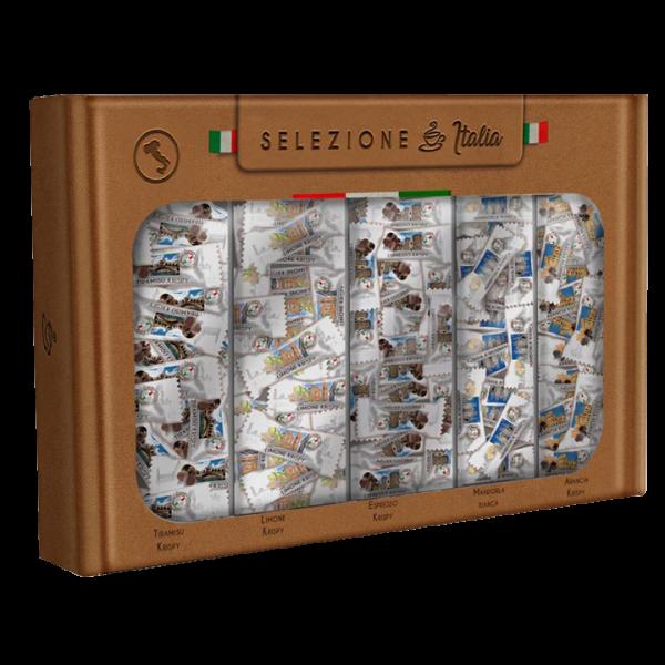 Hellma Italian Selection Box (Auswahl an schokoladigen Köstlichkeiten)