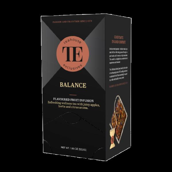 teahouse exclusives TE Balance, 15 Luxury Tea Bag