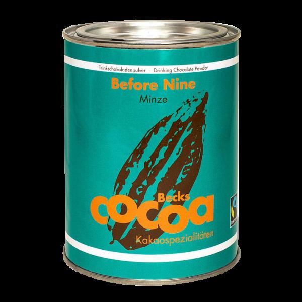 BecksCocoa Before Nine, 250g Dose
