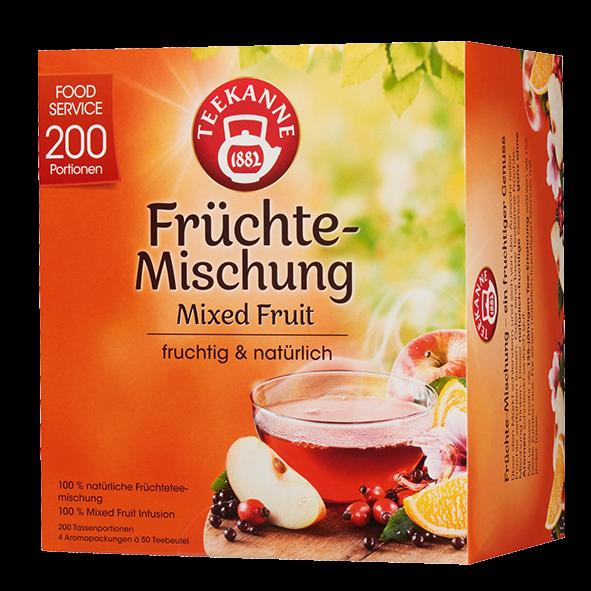 Teekanne Früchte-Mischung, 200 Beutel