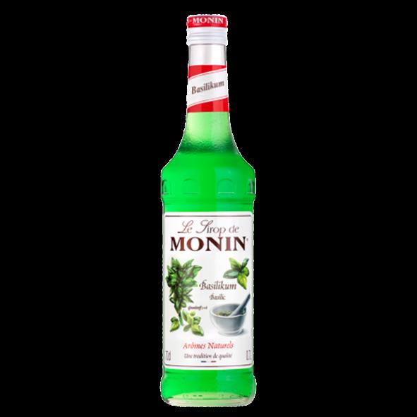 Monin Sirup Basilikum, 0,7L