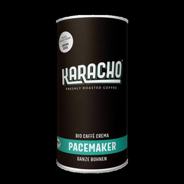 Karacho Pacemaker Bio Caffè Crema, 340g ganze Bohnen