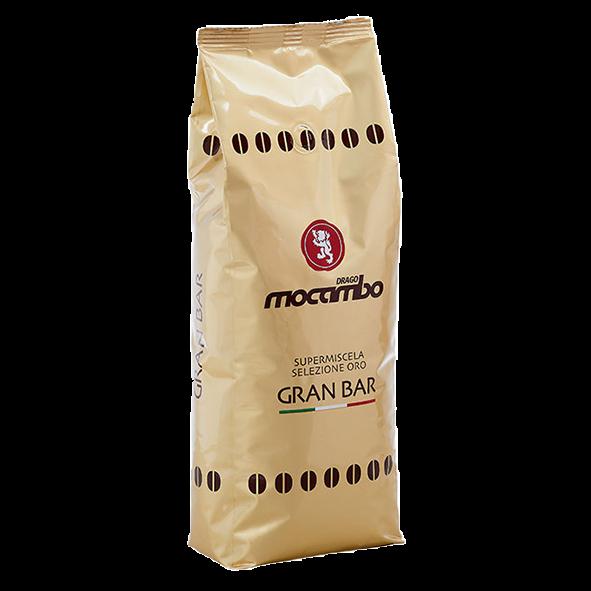 Mocambo Gran Bar Selezione Oro, 250g ganze Bohne