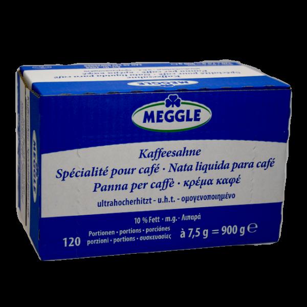 Meggle Kaffeesahne 10% 120 x 7,5g