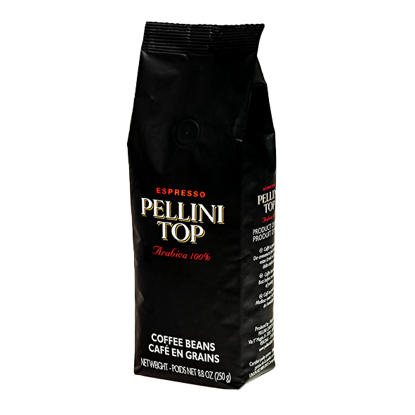 Pellini Top Arabica 100%, 250g ganze Bohne