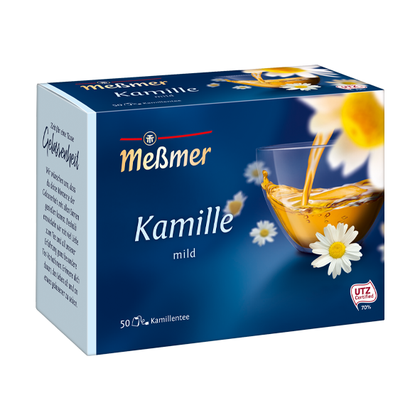 Meßmer Kamille 50 Beutel