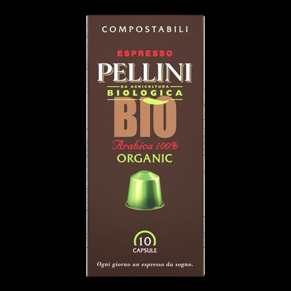 Pellini Luxury Coffee Bio, 10 Kapseln