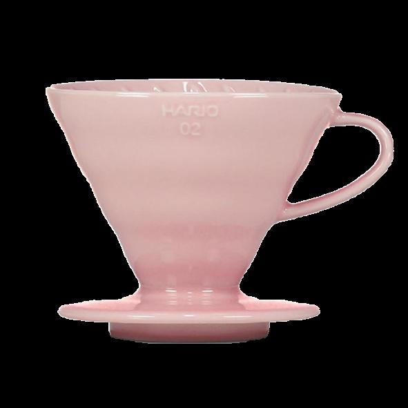 "Hario V60 Dripper ""Colour Edition"", pink"
