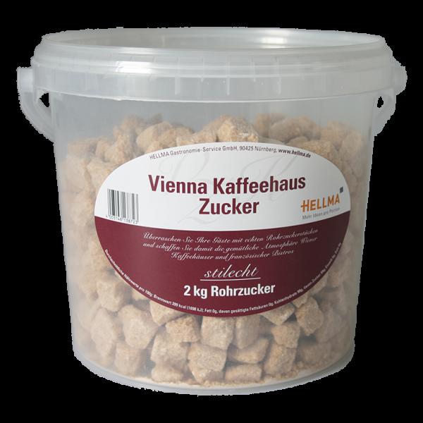 Hellma Vienna Kaffeehaus Zucker, 2 kg