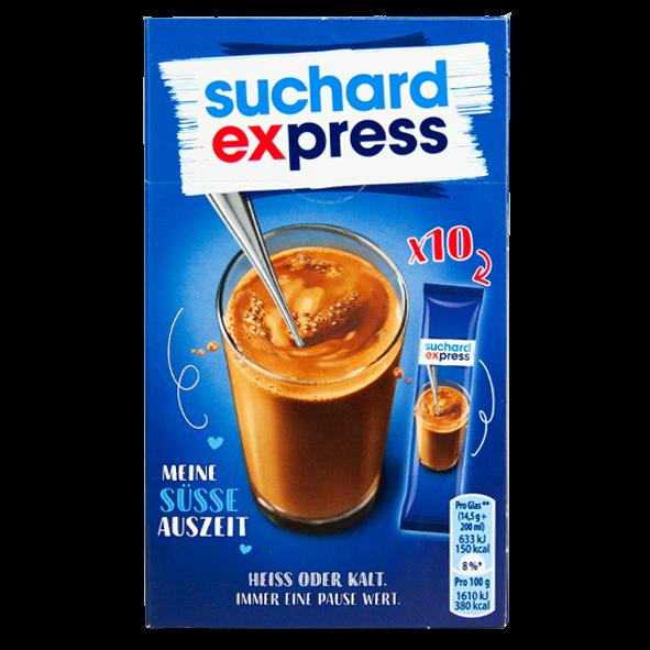 Suchard express Sticks 10x14,5g