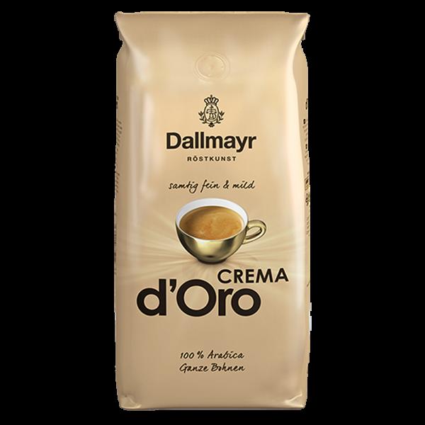 Dallmayr Crema d´Oro Ganze Bohnen, 1000g