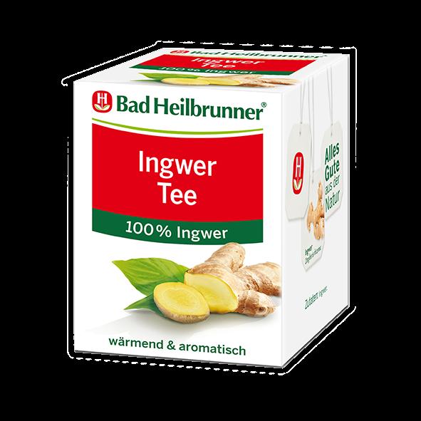 Bad Heilbrunner® Ingwer Tee