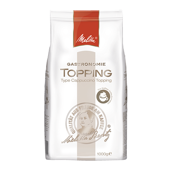 Melitta Gastronomie Topping Type Cappuccino