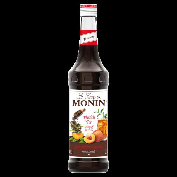 Monin Pfirsich-Tee Teekonzentrat, 0,7L
