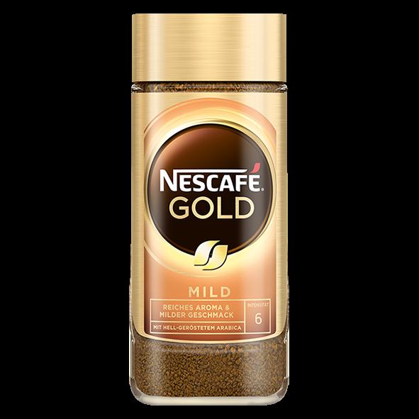 Nescafé Gold Mild, 200g, löslich