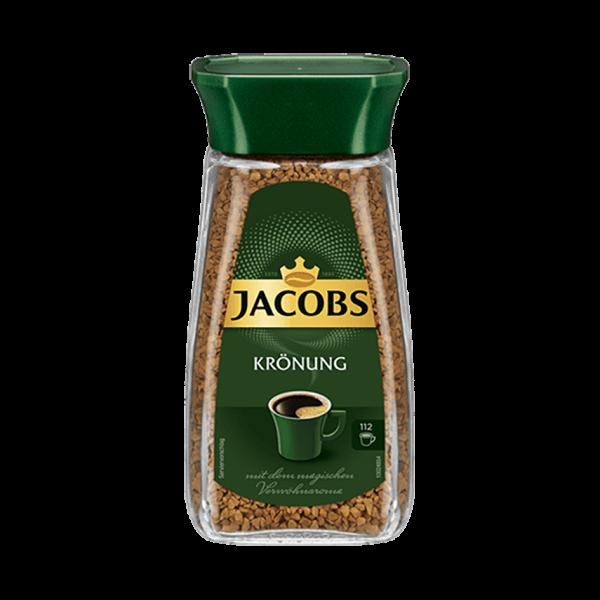 Jacobs Krönung löslicher Bohnenkaffee, 200g, 112 Portionen