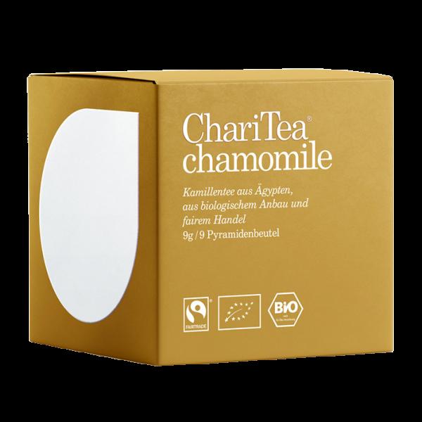 ChariTea chamomile, 9 Pyramidenbeutel