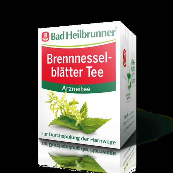 Bad Heilbrunner® Brennnesselblätter Tee