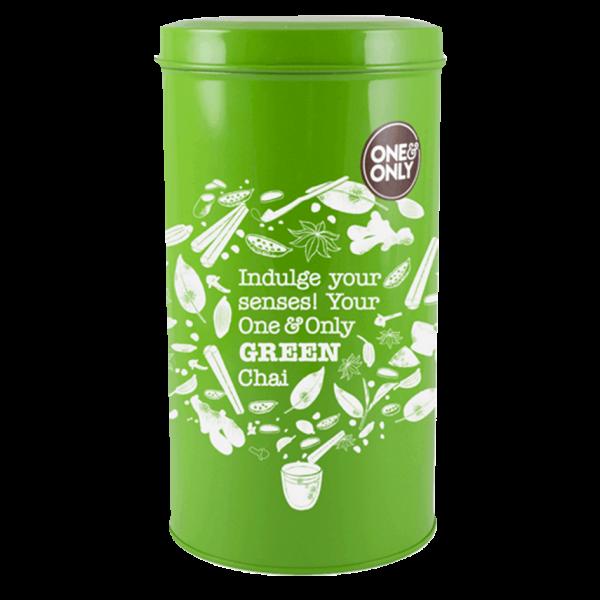 One&Only Aufbewahrungsdose Green Chai