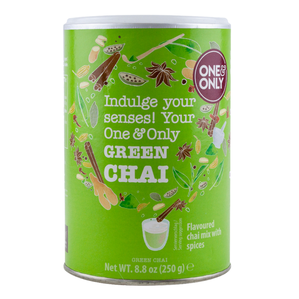 One&Only Green Chai, 250g