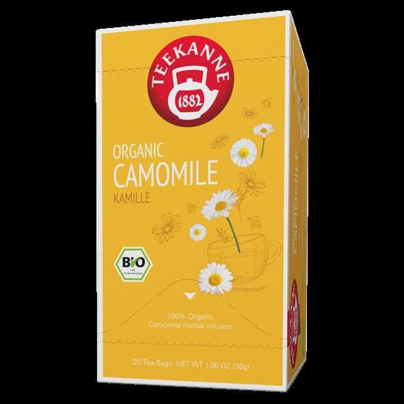 Teekanne Bio Organic Camomile Kamillentee