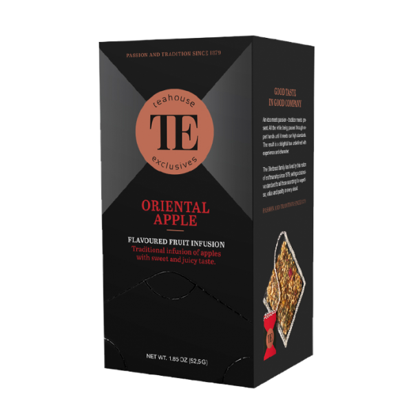 teahouse exclusives TE Oriental Apple, 15 Luxury Tea Bag