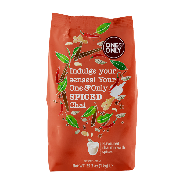 One&Only Spiced Chai, 1000g