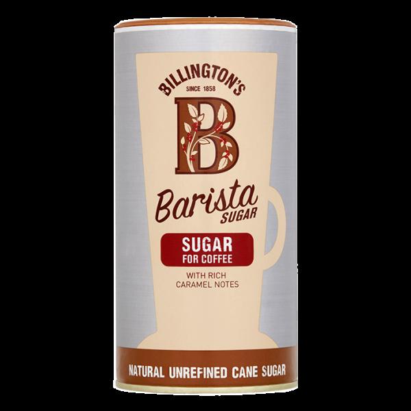 Billington's Barista Sugar for Coffee, 400g Dose