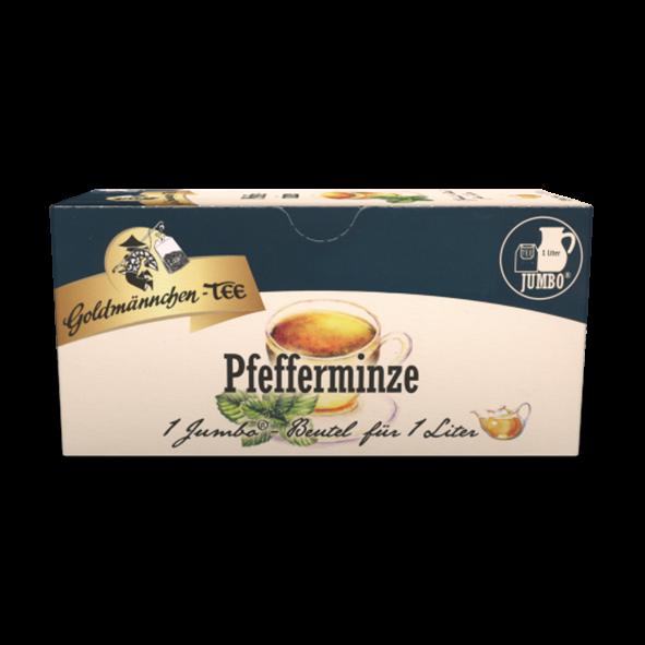 Goldmännchen-TEE JUMBO Pfefferminze