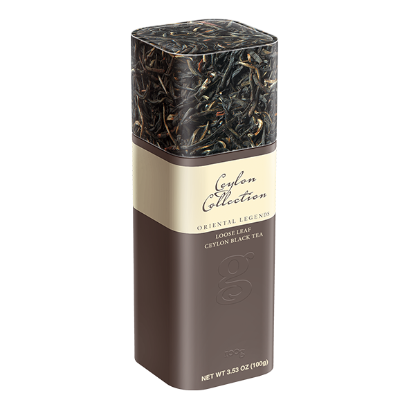 g'tea! Oriental Legends Ceylon Collection, loser Tee, 100g