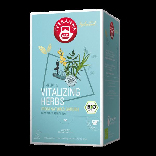 Teekanne Selected Bio Vitalizing Herbs