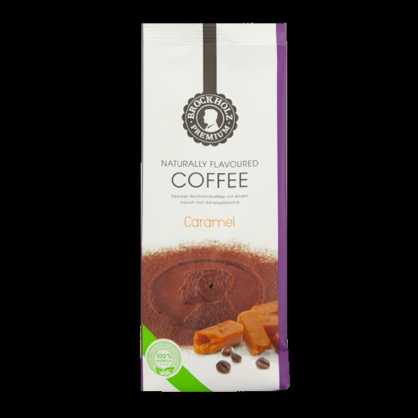 Brockholz Premium Coffee Karamell, 200g gemahlen