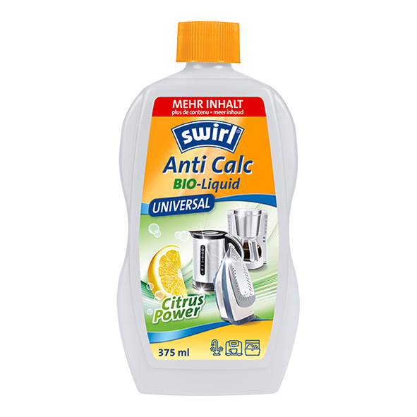 Swirl Anti Calc Bio-Liquid Universal, 375ml