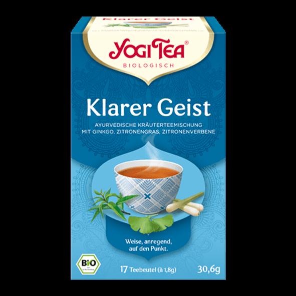 YogiTea Bio Klarer Geist