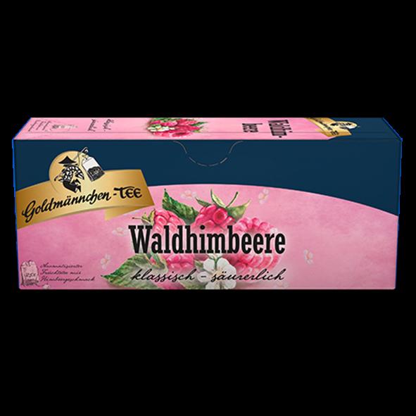 Goldmännchen-TEE Waldhimbeere 25 Aufgussbeutel