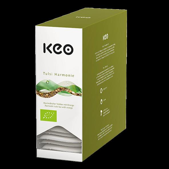 Keo BIO Teachamp Kuvert Tulsi Harmonie