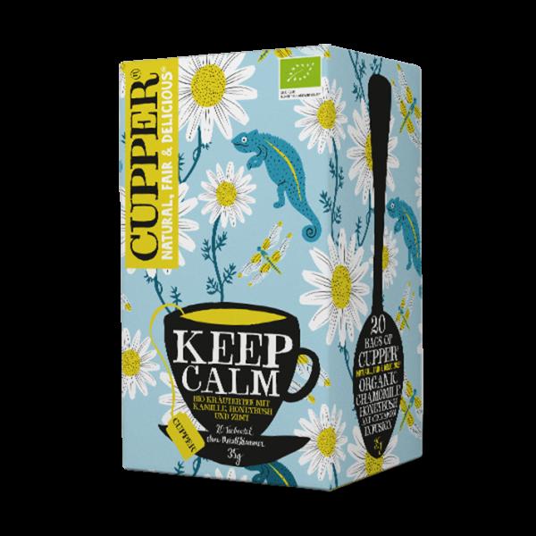 Cupper Bio Keep Calm