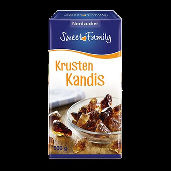 Sweet Family Krusten Kandis, 500g