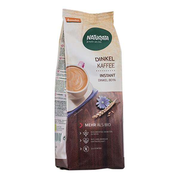 Naturata Bio Dinkel Kaffee, Instant, 175g