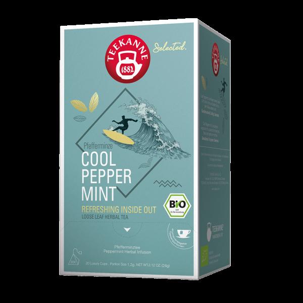 Teekanne Selected Bio Cool Peppermint