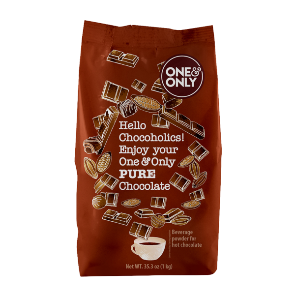 One&Only Pure Chocolate, 1000g