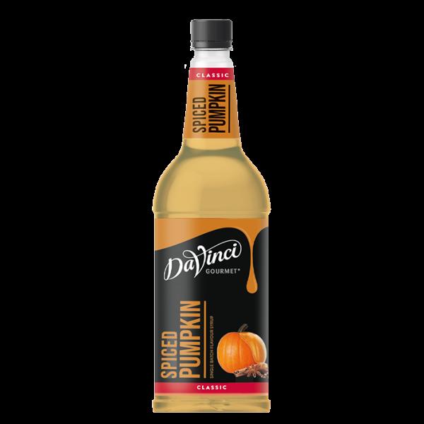 DaVinci Gourmet Sirup Classic Spiced Pumpkin, 1,0L PET